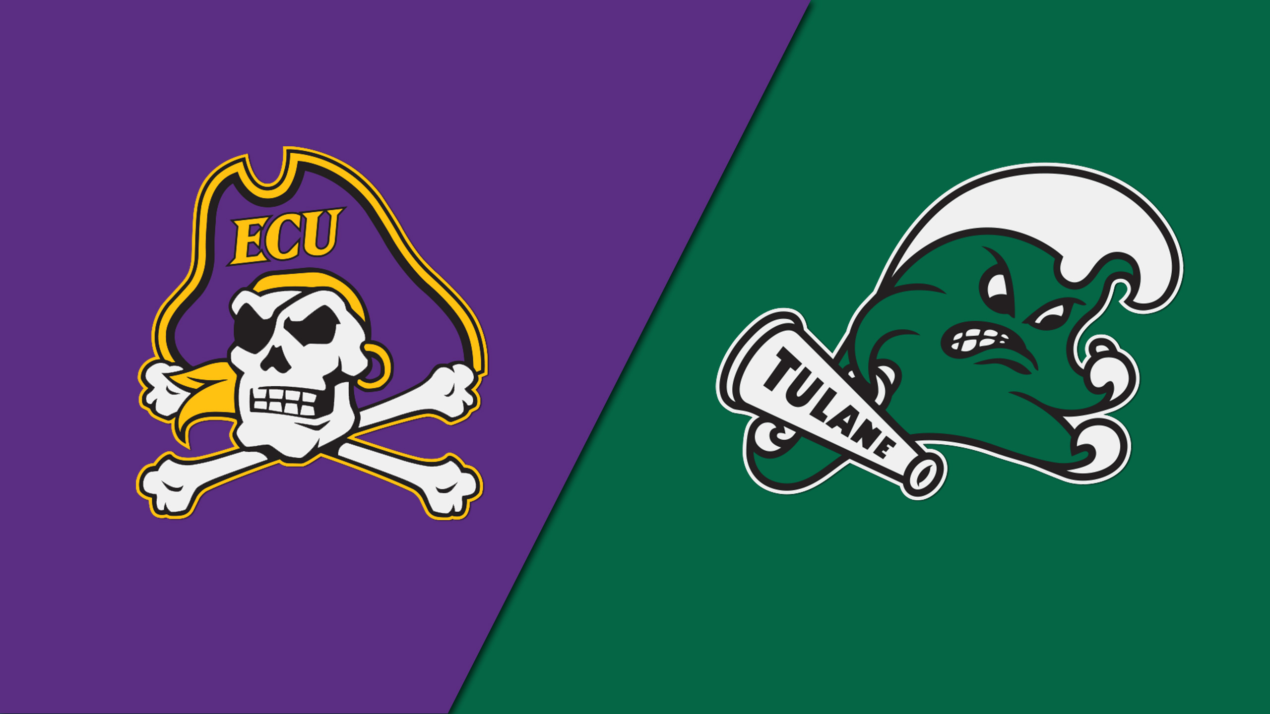 East Carolina vs. Tulane (M Basketball)