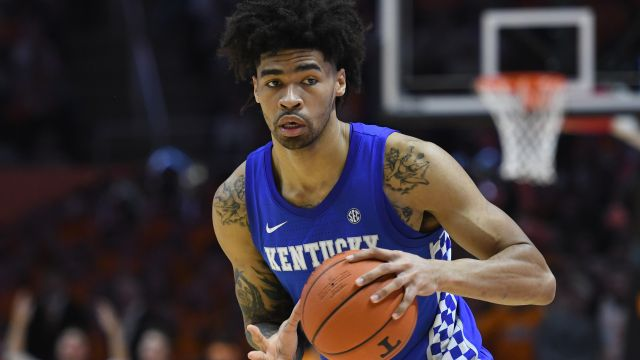 Ole Miss vs. #12 Kentucky (M Basketball)