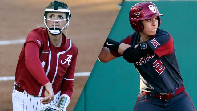 #8 Alabama vs. #1 Oklahoma (Game #4) (NCAA Softball World Series)