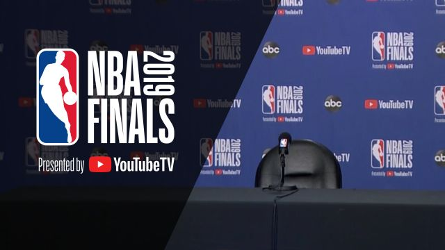 NBA Finals 2019: Pre-Game Press Conferences