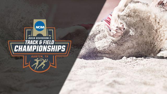NCAA Outdoor Track & Field Championships - Men's Triple Jump (Flight 2) (Feed #4)