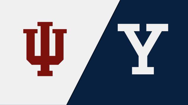 Indiana vs. Yale (Court 3)