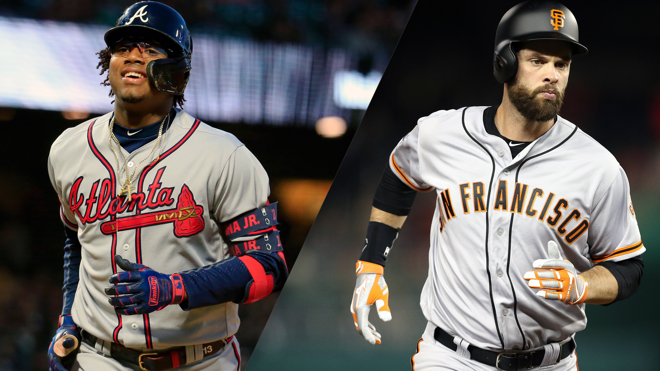 Atlanta Braves vs. San Francisco Giants (re-air)