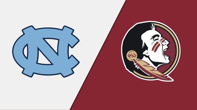 North Carolina vs. #8 Florida State (Softball)