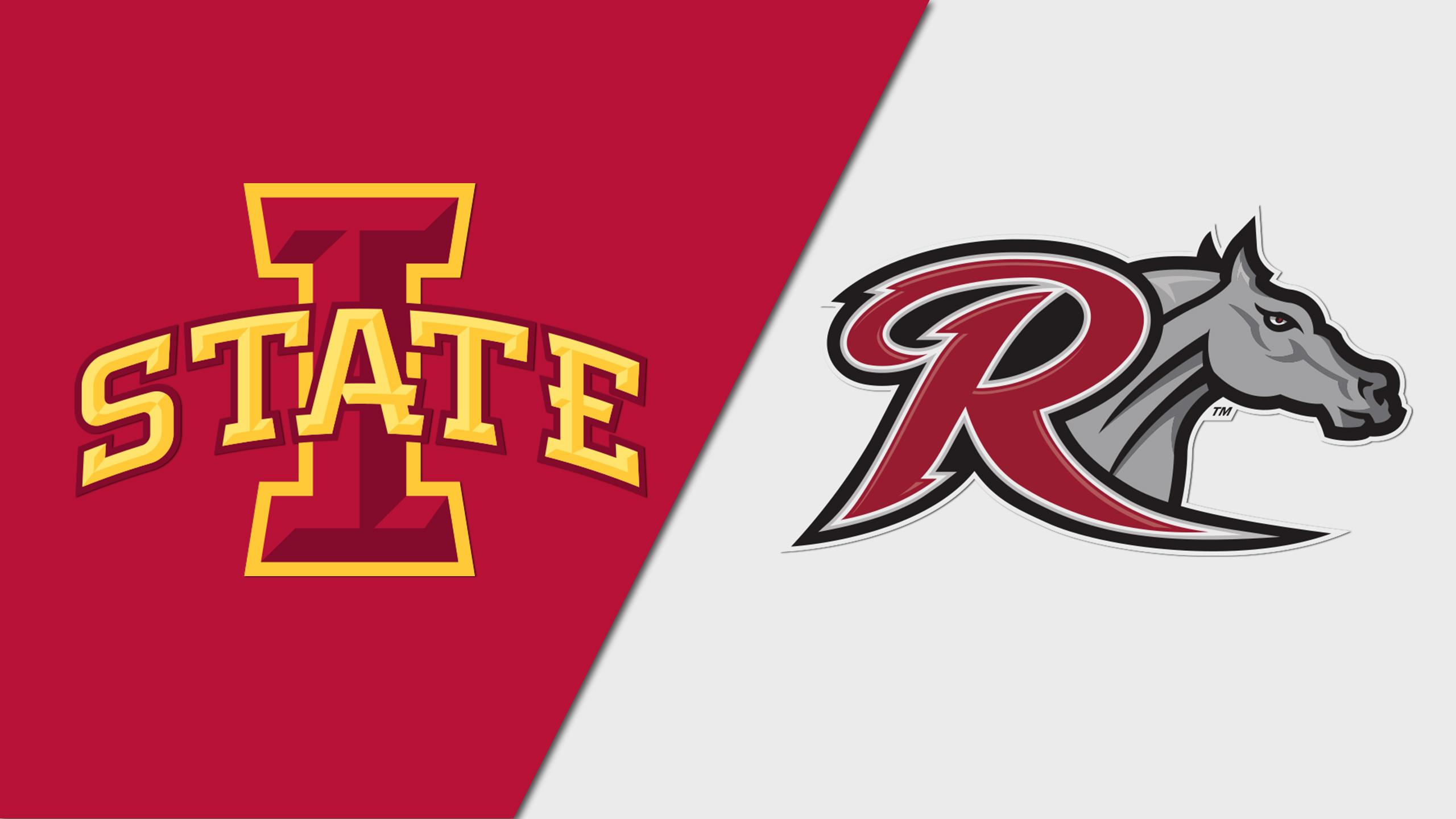 Iowa State vs. Rider