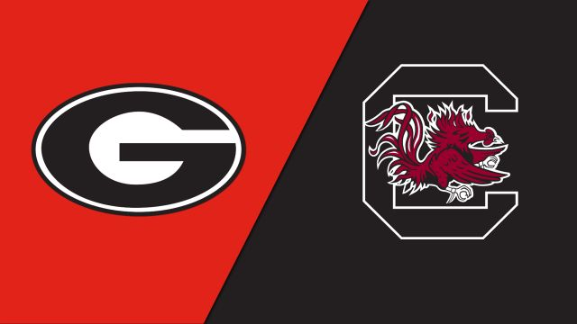 Georgia vs. #9 South Carolina (W Soccer)