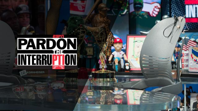Thu, 1/23 - Pardon The Interruption