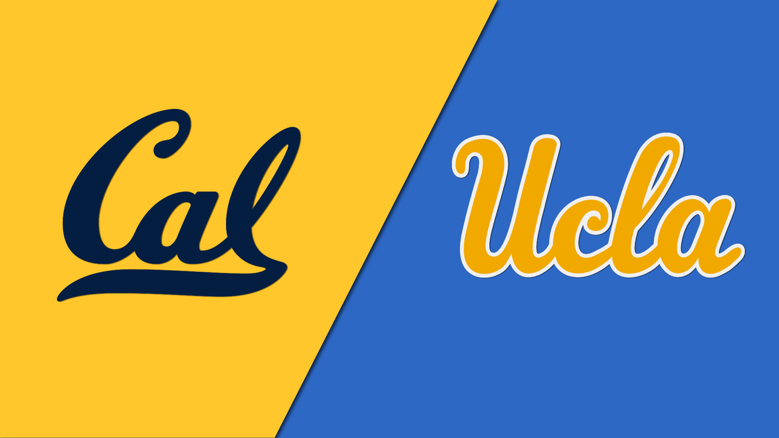 California Golden Bears vs. UCLA Bruins - 03/08/2008 (re-air)