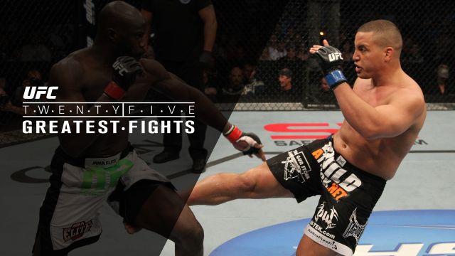 UFC 25 Greatest Fights: #21-25