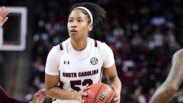 #1 South Carolina vs. Georgia (W Basketball)