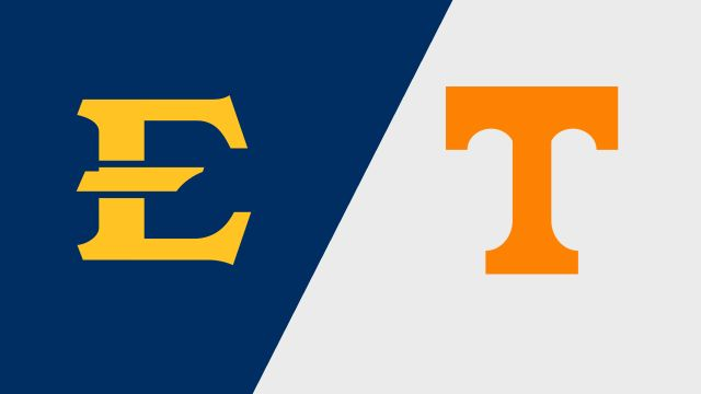 East Tennessee State vs. Tennessee (W Volleyball)