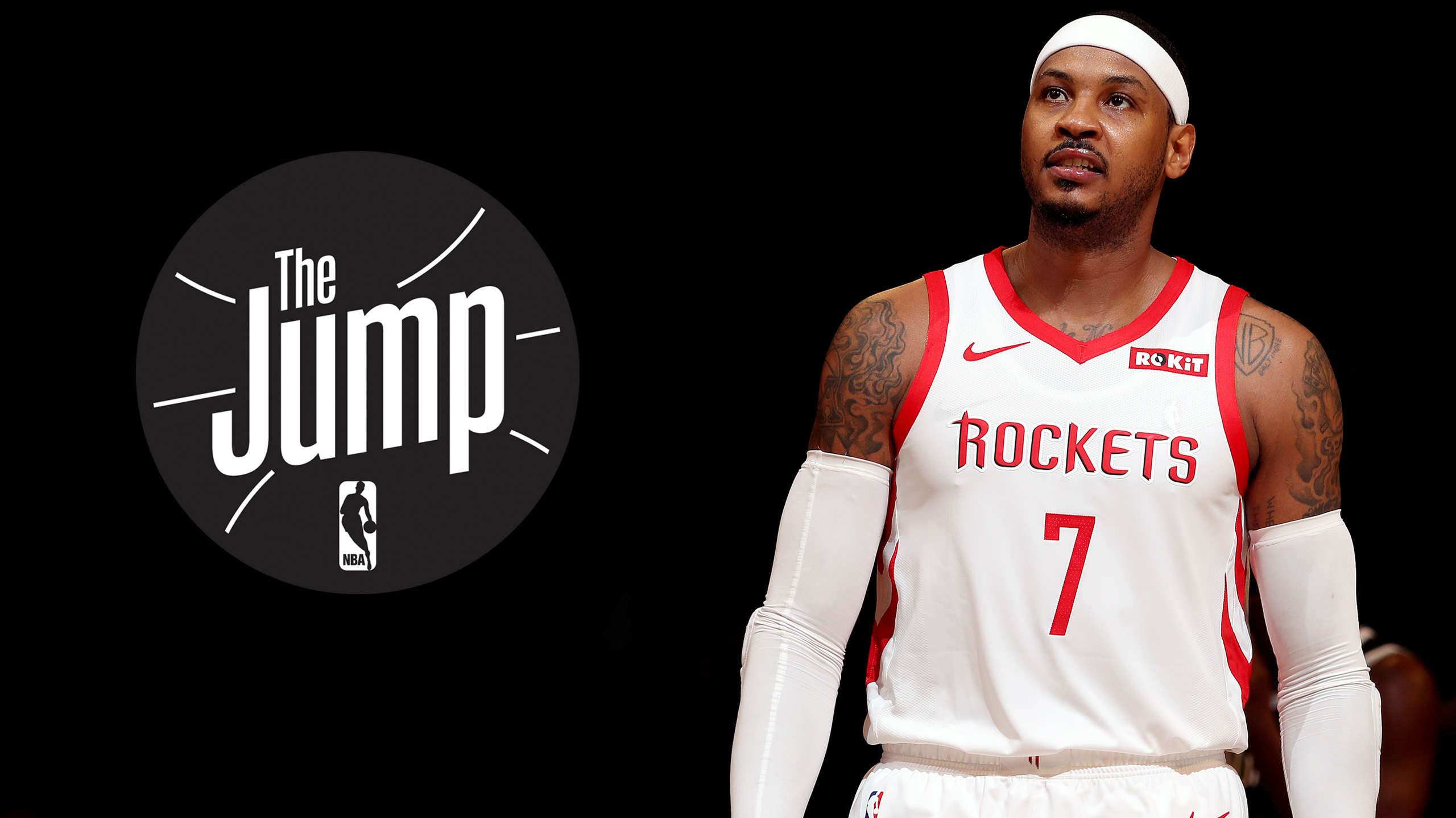 Mon, 11/12 - NBA: The Jump