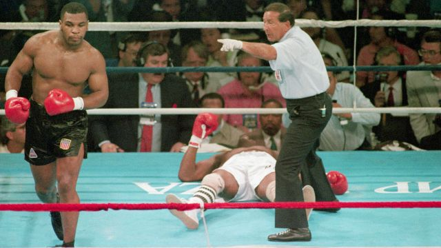 Classic Boxing: Tyson vs. Spinks