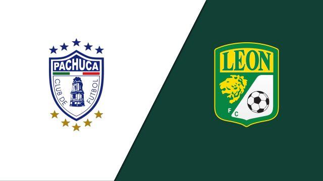 Tuzos del Pachuca vs. Club León (Jornada 1)