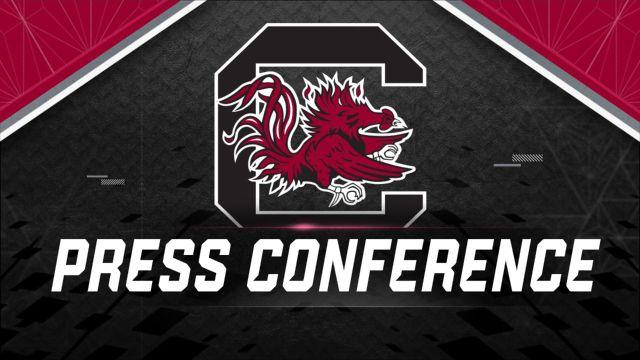 South Carolina Football Press Conference