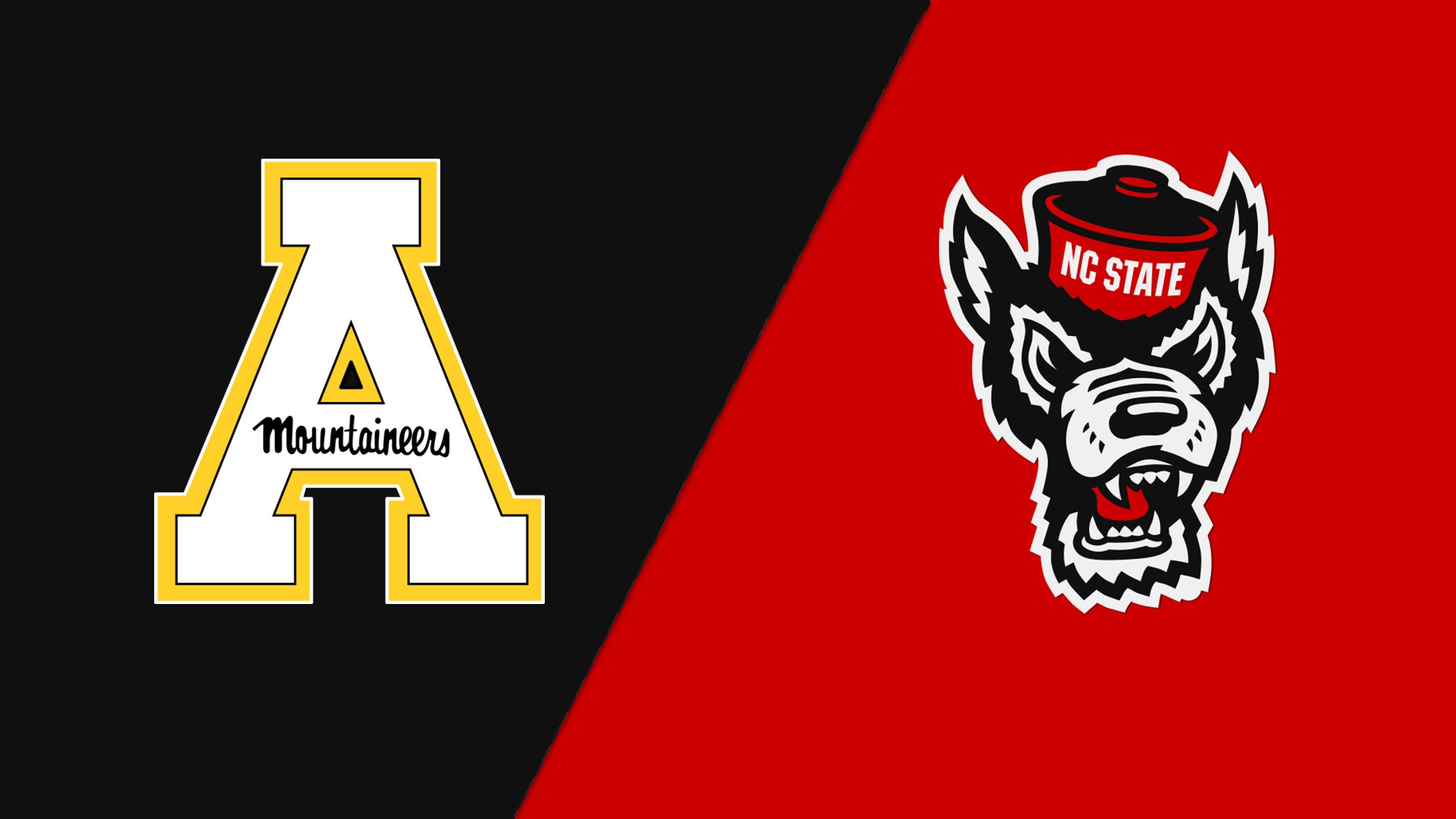 Appalachian State vs. NC State (Wrestling)