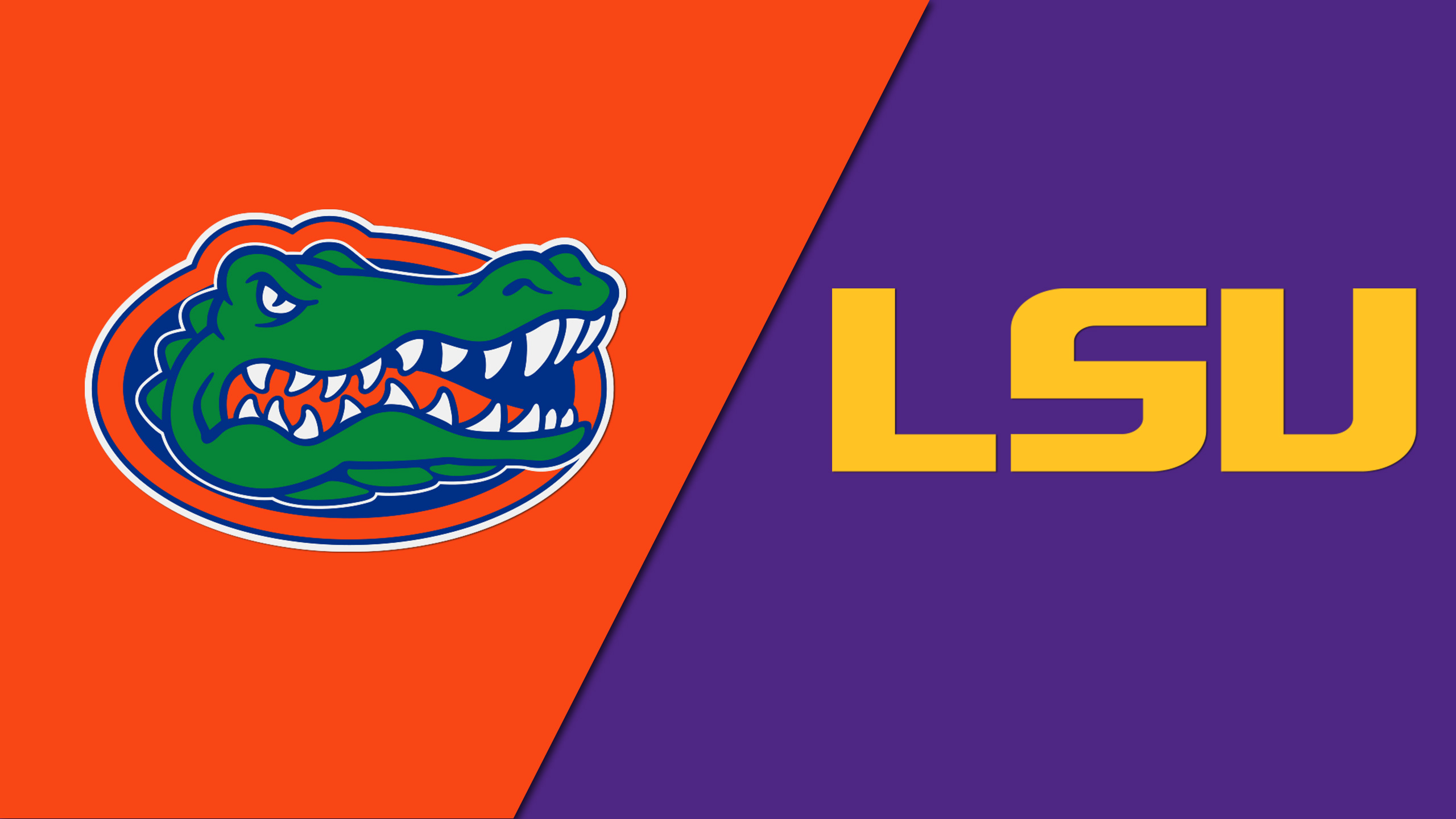 Florida vs. #14 LSU (Baseball) (re-air)