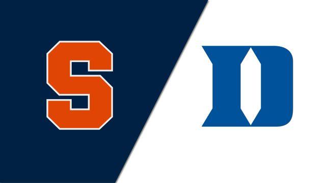 Syracuse vs. Duke (Field Hockey)