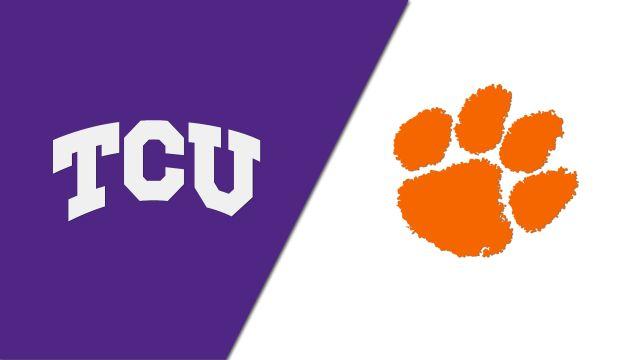 TCU vs. Clemson (Semifinal #2) (M Basketball)