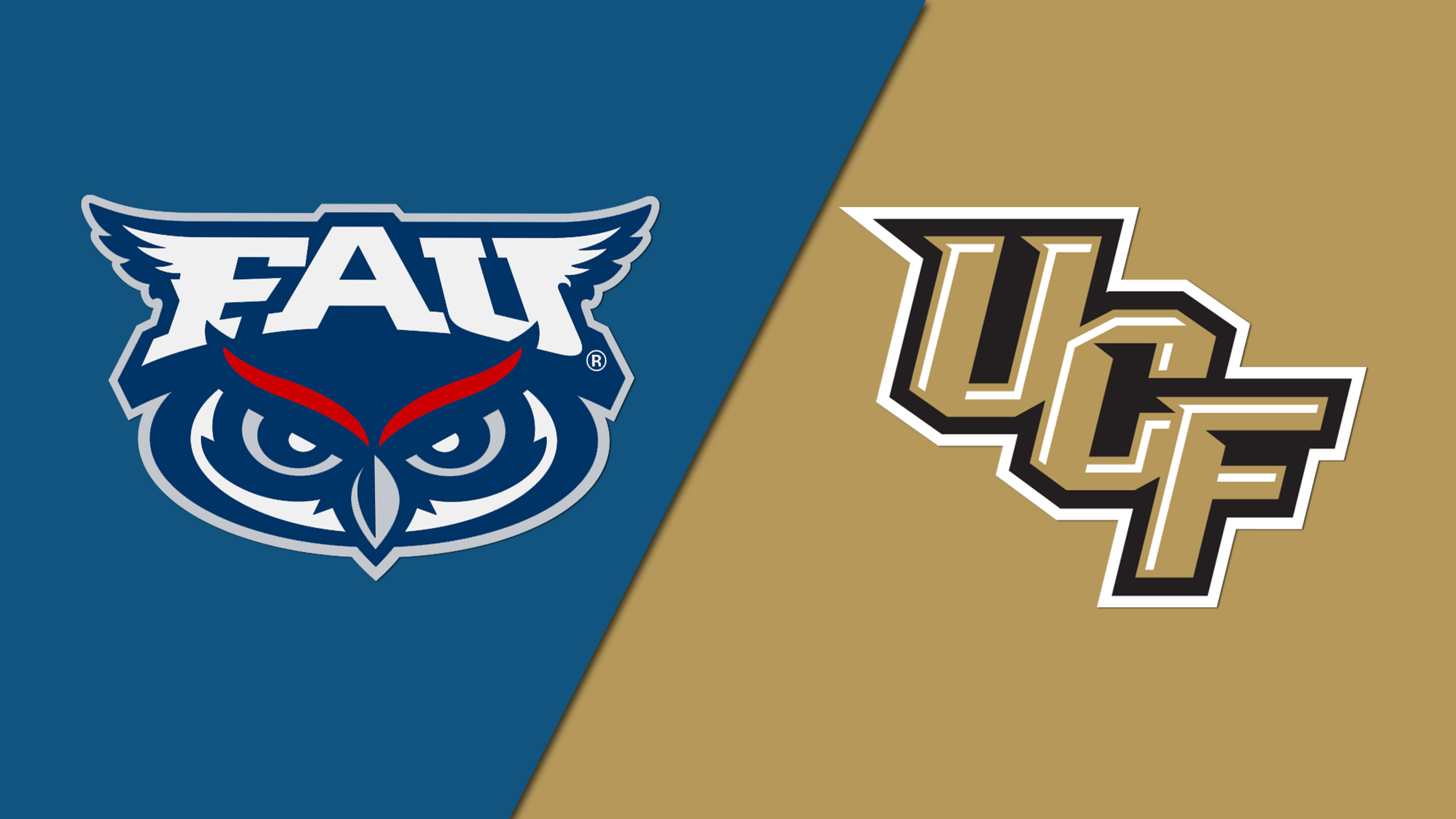 Florida Atlantic vs. UCF (M Basketball)