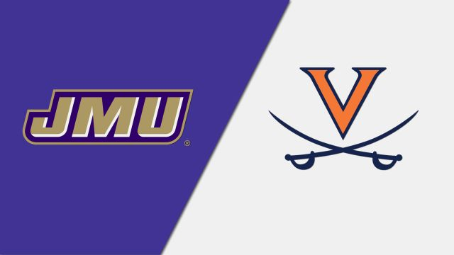 James Madison vs. Virginia (M Soccer)