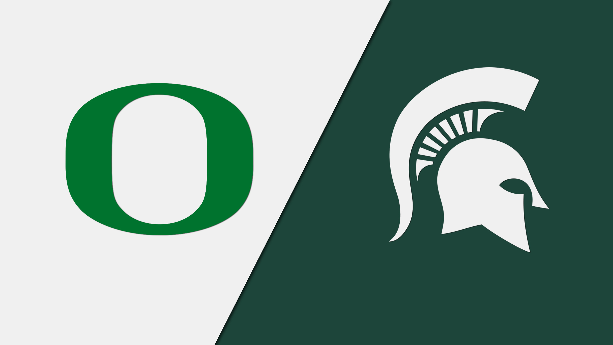 #7 Oregon vs. #23 Michigan State (W Basketball) (re-air)