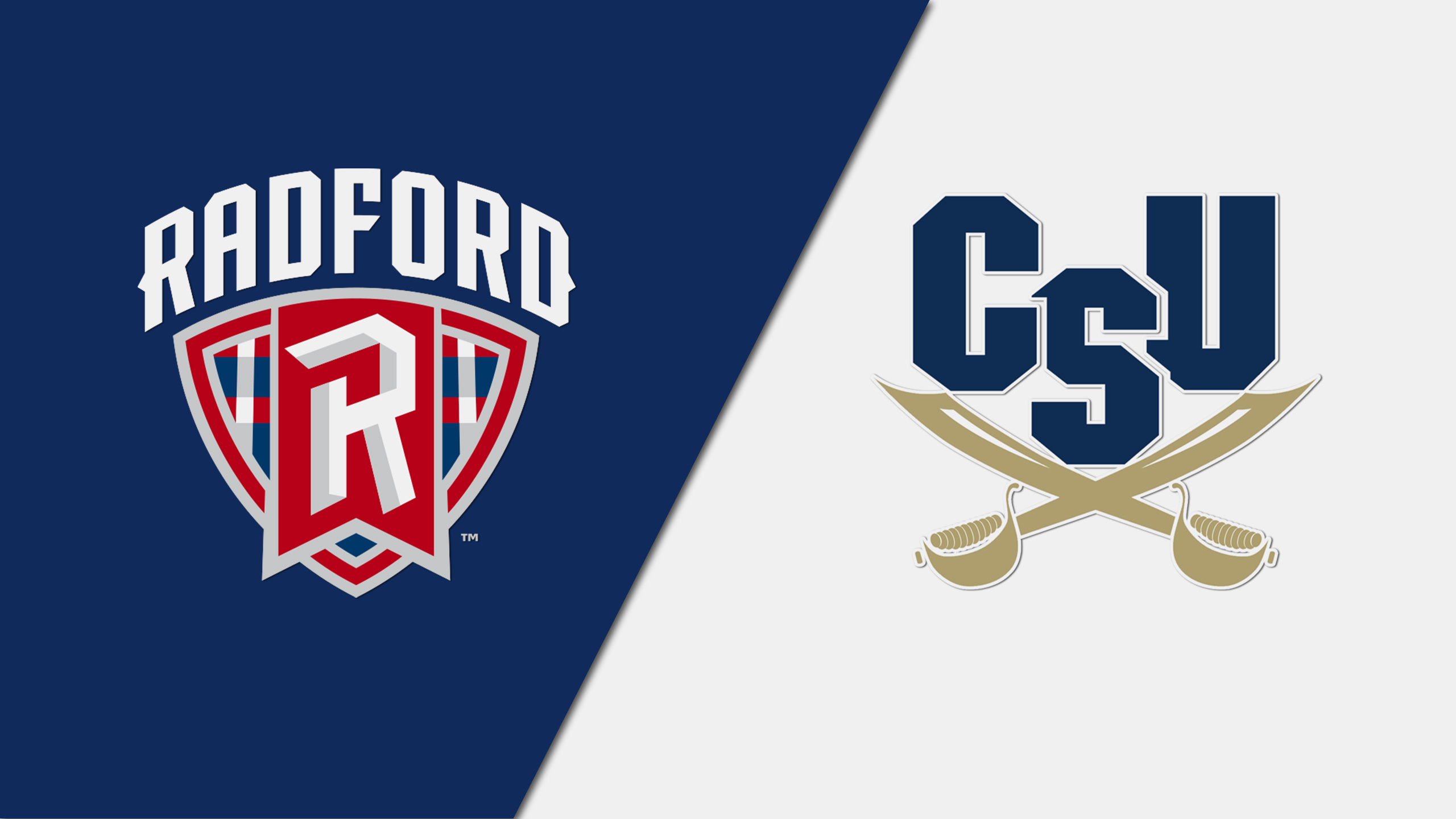 Radford vs. Charleston Southern (M Basketball)
