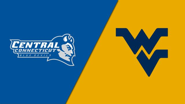 Central Connecticut State vs. West Virginia (Second Round) (NCAA Women's Soccer Championship)
