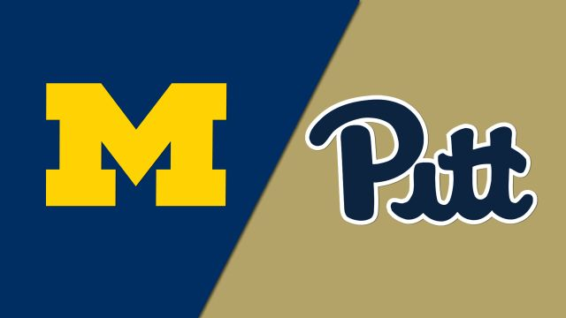 Michigan vs. #12 Pittsburgh (Second Round) (NCAA Division I Women's Volleyball Championship)
