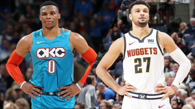 Oklahoma City Thunder vs. Denver Nuggets