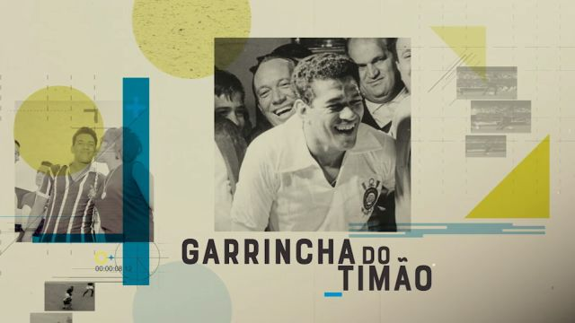 Garrincha do Timão