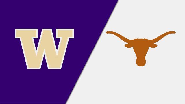 Washington vs. Texas (W Soccer)