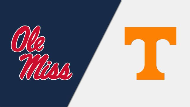 Ole Miss vs. Tennessee (M Basketball)