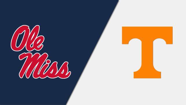 Ole Miss vs. Tennessee (M Basketball)