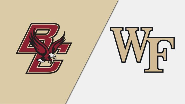 Boston College vs. Wake Forest (W Volleyball)