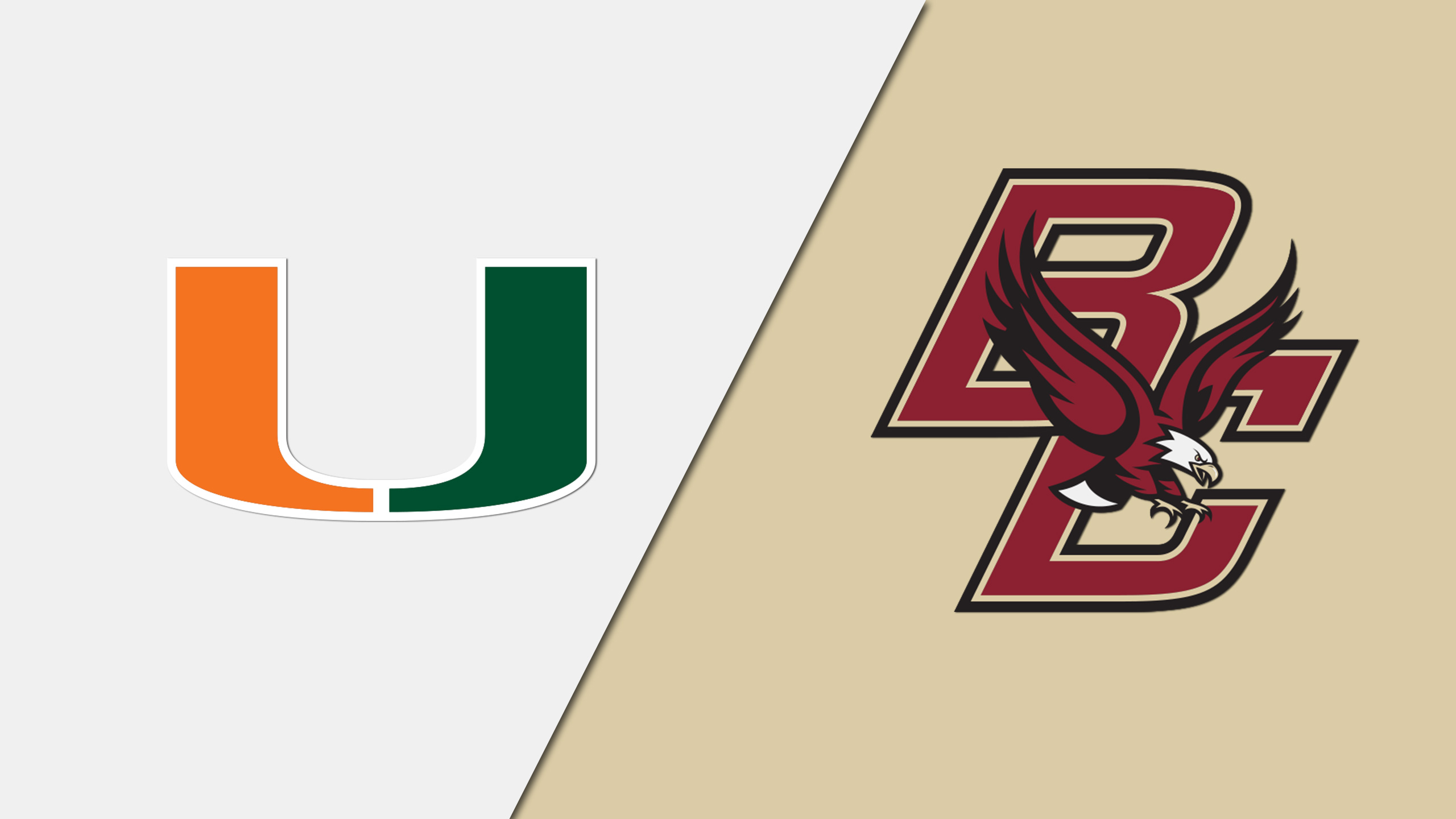 Miami vs. Boston College (W Volleyball)