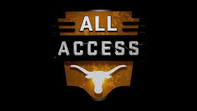 Wed, 10/23 - Texas Football All Access