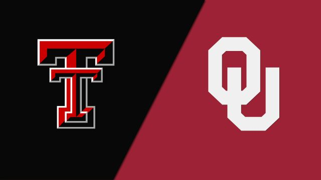 Texas Tech vs. Oklahoma (Football)