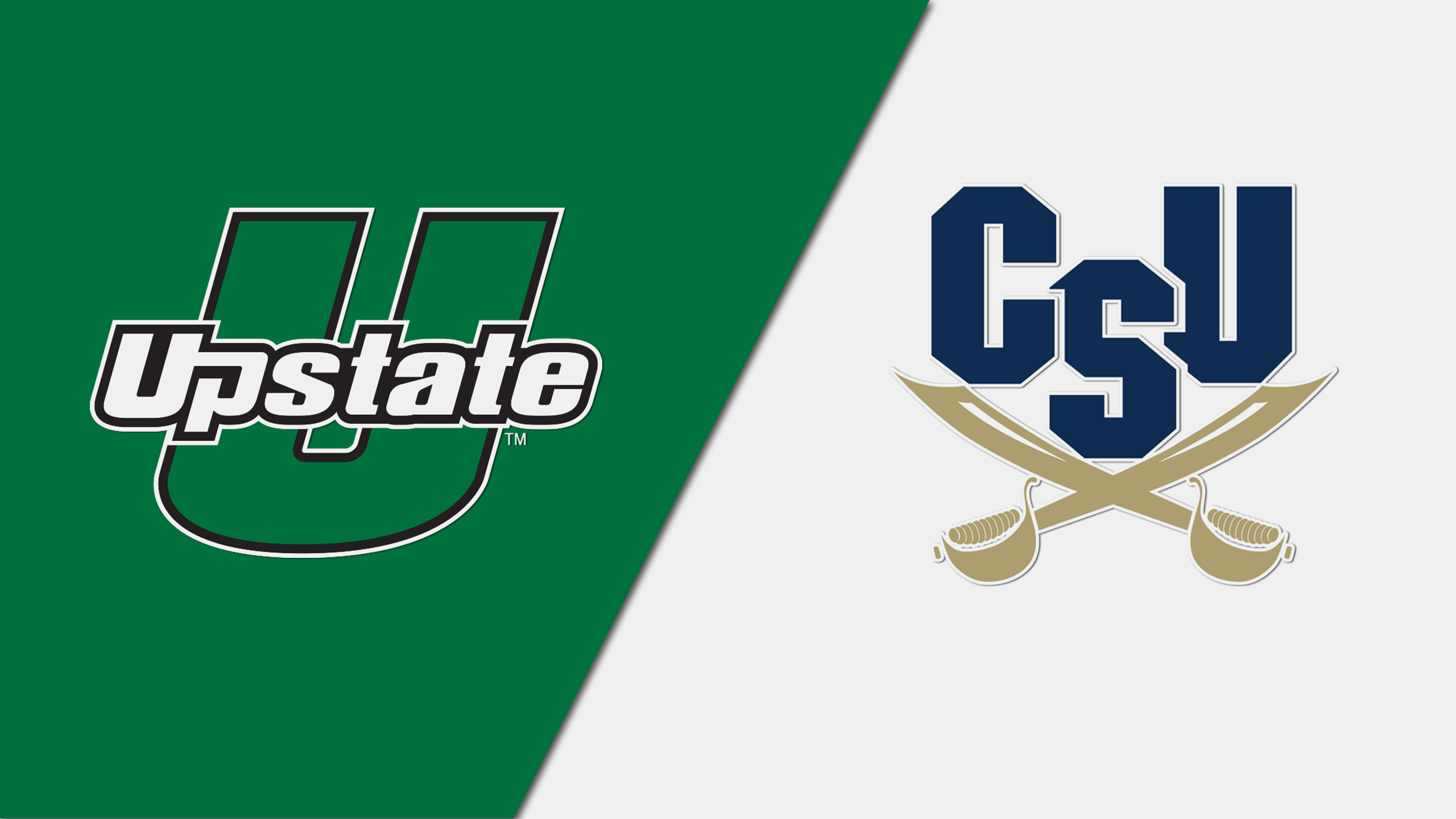 USC Upstate vs. Charleston Southern (Game 2)