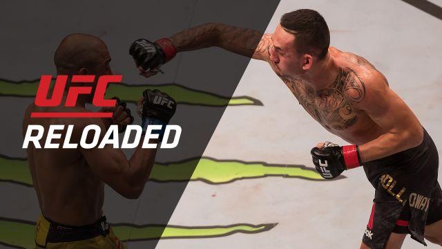 UFC Reloaded: 218: Holloway v Aldo 2