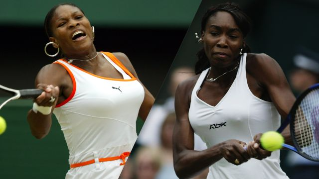 Serena Williams vs. Venus Williams (Ladies' Final)