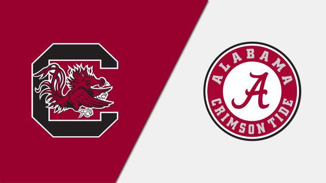 South Carolina vs. Alabama (W Soccer)