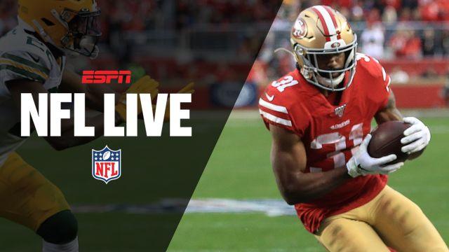 Mon, 1/20 - NFL Live