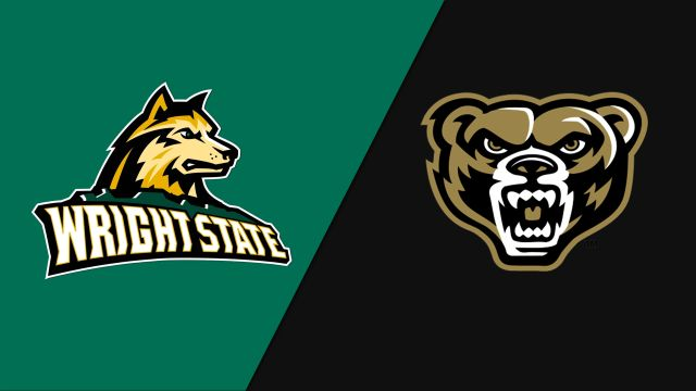 Wright State vs. Oakland (W Volleyball)