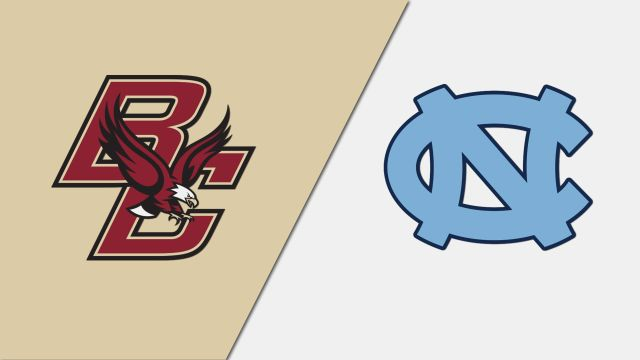 Boston College vs. #13 North Carolina (Baseball)