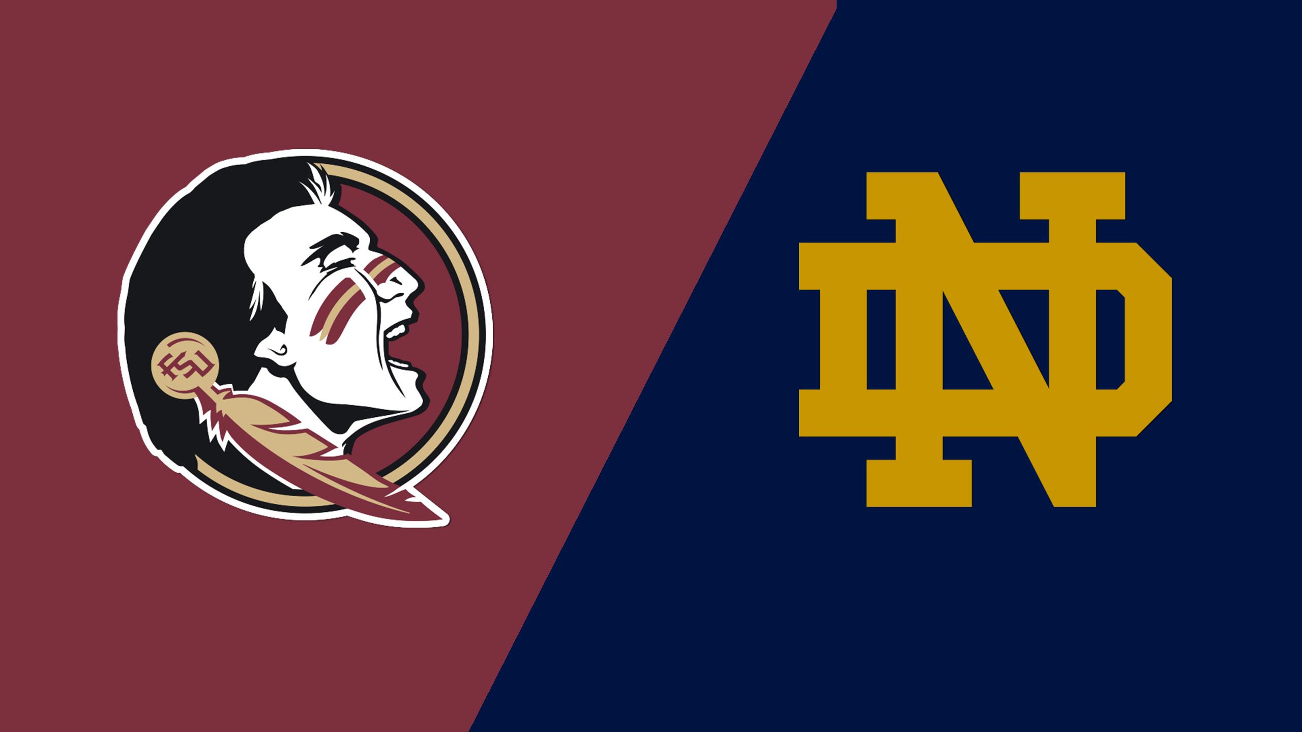 #10 Florida State vs. Notre Dame (W Soccer)