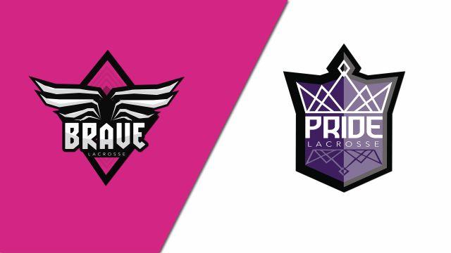 Brave vs. Pride (Semifinal #2) (Women's Professional Lacrosse League)