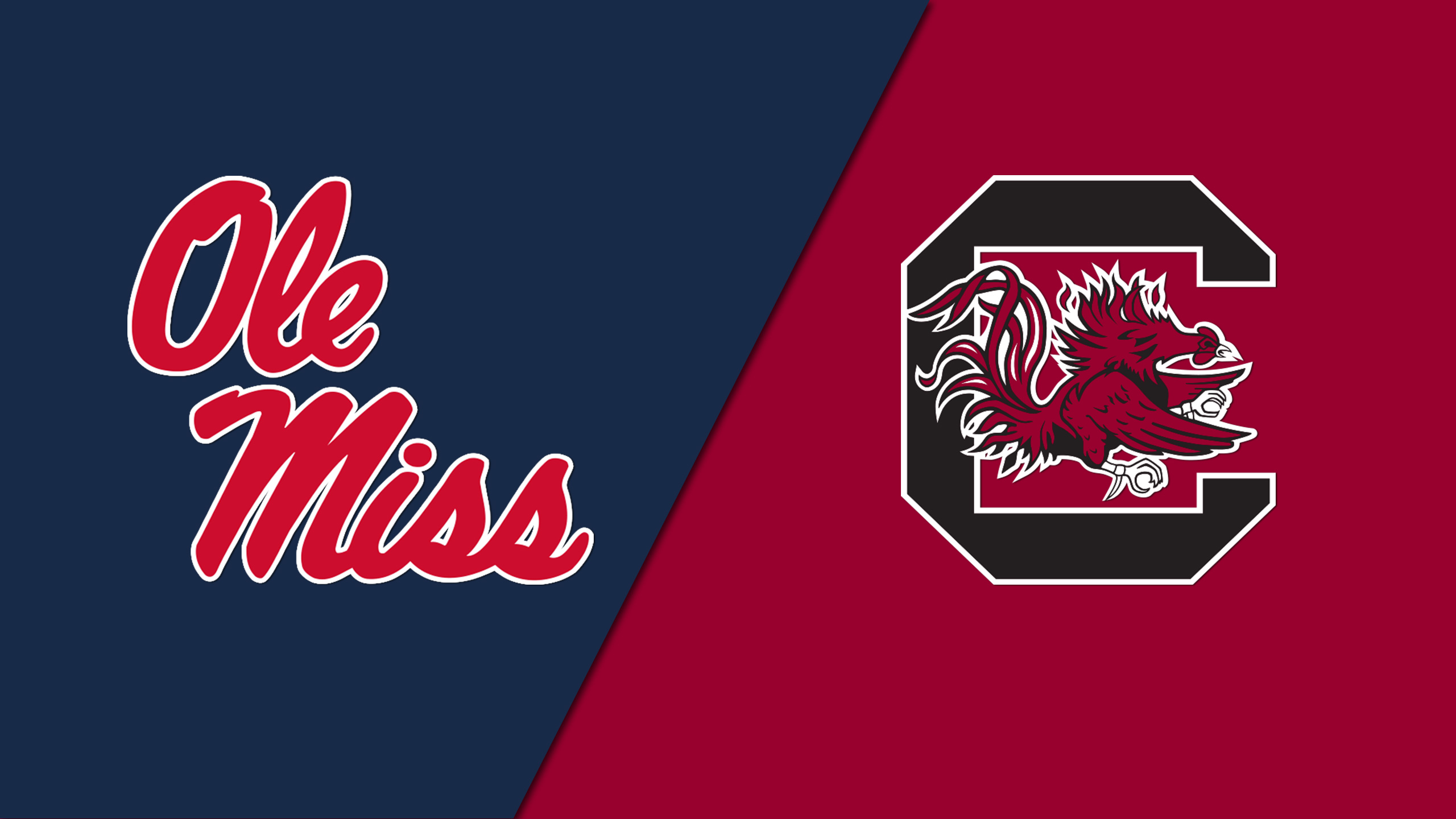 Ole Miss vs. South Carolina (M Basketball) (re-air)