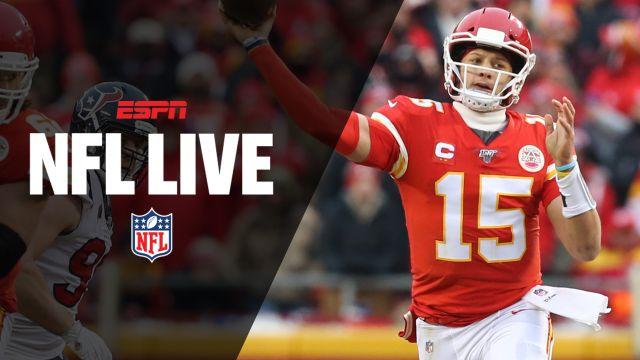 Fri, 1/17 - NFL Live