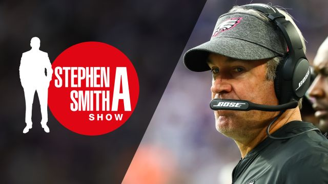 Tue, 10/15 - The Stephen A. Smith Show Presented by Progressive
